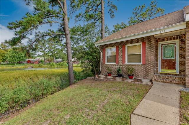 512 Lanier Cres, Portsmouth, VA 23707 (#10345155) :: Encompass Real Estate Solutions