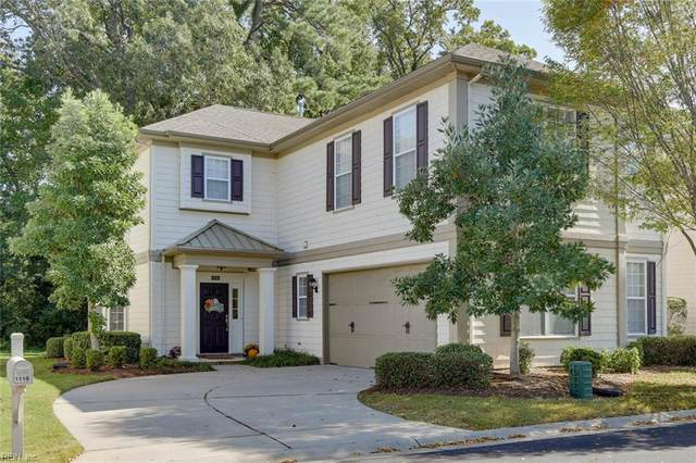1116 Broadholme Pl, Virginia Beach, VA 23455 (#10345164) :: Kristie Weaver, REALTOR