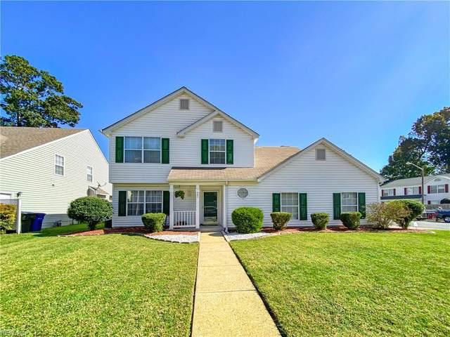 780 Michelle Dr, Newport News, VA 23601 (#10345170) :: The Kris Weaver Real Estate Team