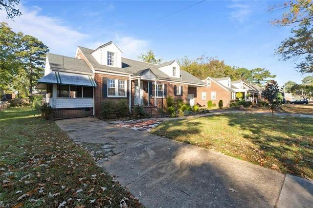 6413 Glenoak Dr, Norfolk, VA 23513 (#10345177) :: Momentum Real Estate