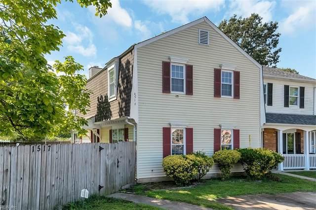 1517 Antler Cir, Virginia Beach, VA 23464 (#10345232) :: Momentum Real Estate