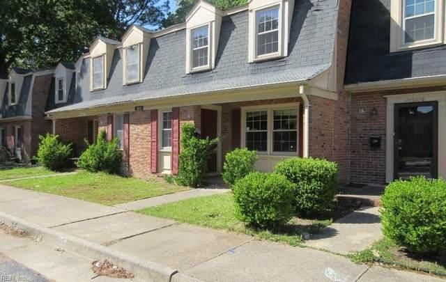 14567 Old Courthouse Way D, Newport News, VA 23608 (#10345259) :: Abbitt Realty Co.