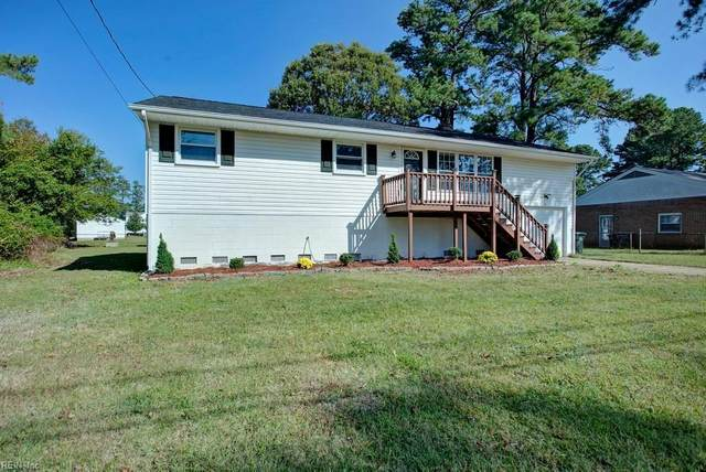 24 Magnolia Ln, Poquoson, VA 23662 (#10345270) :: Avalon Real Estate