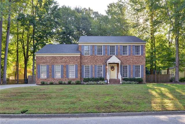 304 Woodbrook Rn, Newport News, VA 23606 (#10345299) :: RE/MAX Central Realty