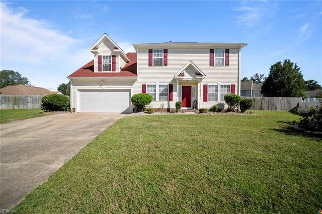 8 Canoe Ct, Portsmouth, VA 23703 (#10345300) :: Avalon Real Estate