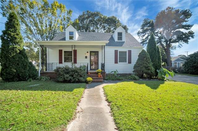 5 Hanbury Ave, Portsmouth, VA 23702 (#10345314) :: Berkshire Hathaway HomeServices Towne Realty