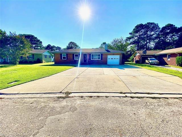 5 Brent Cres, Portsmouth, VA 23703 (#10345336) :: Gold Team VA