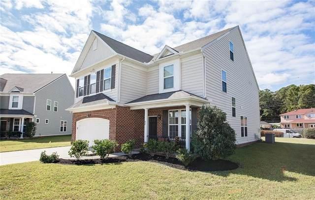 42 Ravenscroft Ln, Hampton, VA 23669 (#10345354) :: Austin James Realty LLC
