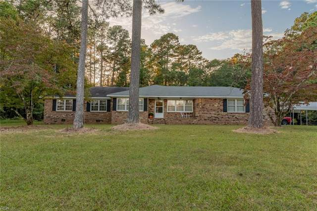 21480 Carys Bridge Rd, Southampton County, VA 23829 (#10345398) :: Momentum Real Estate
