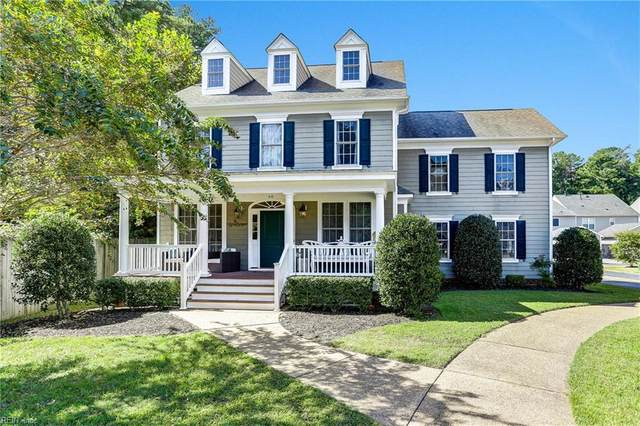 410 Lewis Burwell Pl, Williamsburg, VA 23185 (#10345400) :: The Kris Weaver Real Estate Team