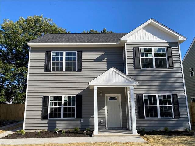 46 Cushing St, Portsmouth, VA 23702 (#10345427) :: Avalon Real Estate