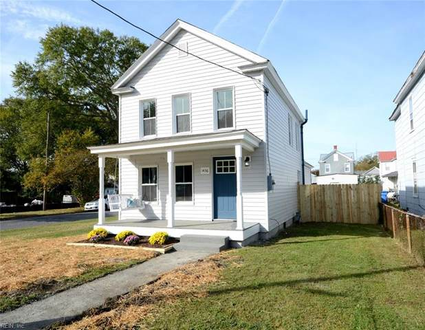 1436 Seaboard Ave, Chesapeake, VA 23324 (#10345439) :: Momentum Real Estate
