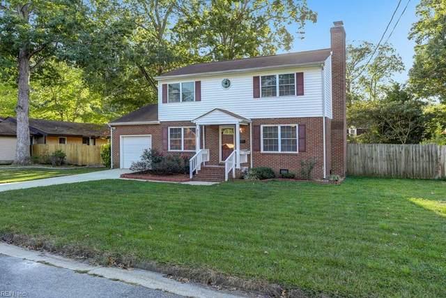 873 Lacon Dr, Newport News, VA 23608 (#10345441) :: Avalon Real Estate