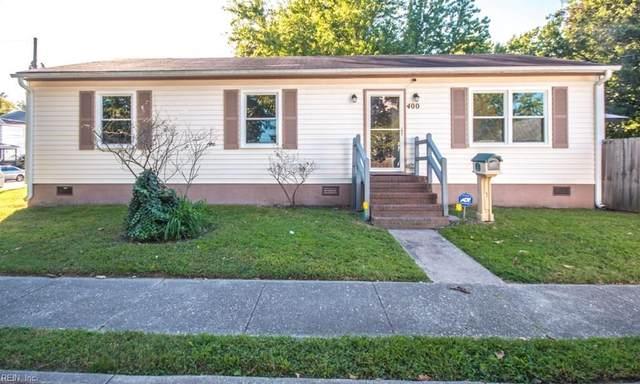 400 Lee St, Hampton, VA 23669 (#10345469) :: Abbitt Realty Co.