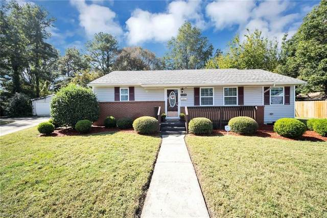 524 Bunche Cts, Portsmouth, VA 23701 (#10345483) :: Avalon Real Estate