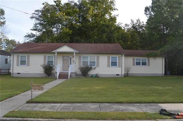 3 Millicent Ct, Hampton, VA 23666 (#10345504) :: Austin James Realty LLC