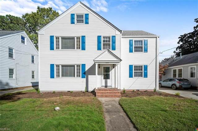 1326 Monterey Ave, Norfolk, VA 23508 (#10345505) :: The Kris Weaver Real Estate Team