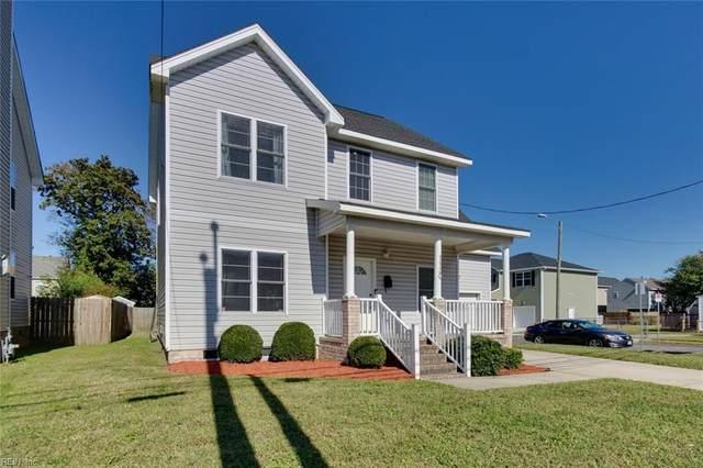 1130 Berkley Avenue Ext, Norfolk, VA 23523 (#10345607) :: Austin James Realty LLC