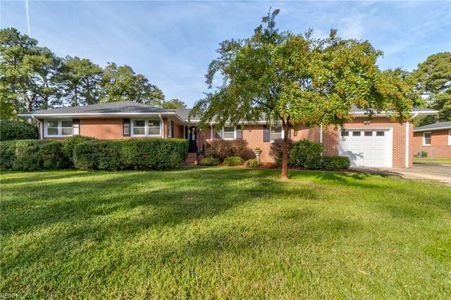 3302 Lilac Dr, Portsmouth, VA 23703 (#10345613) :: Verian Realty