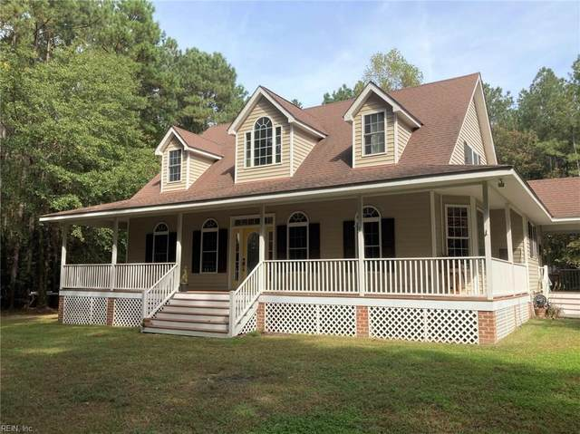 2253 Hickory Hill Rd, Surry County, VA 23883 (#10345615) :: RE/MAX Central Realty