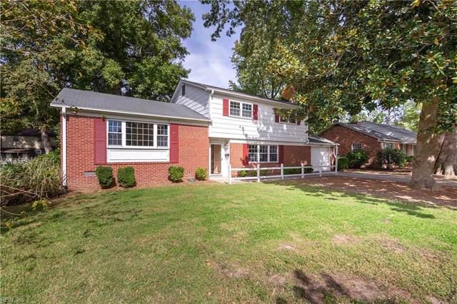 106 Bickfield Dr, Hampton, VA 23666 (#10345616) :: Abbitt Realty Co.