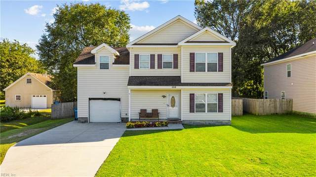 1018 Burns St, Chesapeake, VA 23320 (#10345617) :: RE/MAX Central Realty
