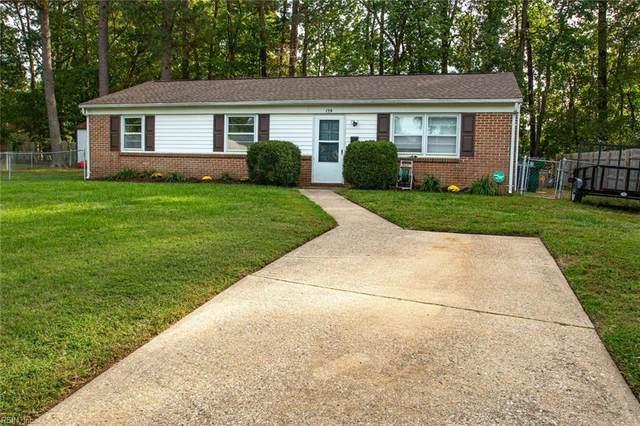 159 Kirk Drive Dr, Newport News, VA 23608 (#10345635) :: Upscale Avenues Realty Group