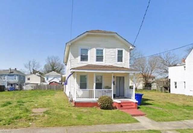 1147 29th St, Newport News, VA 23607 (#10345643) :: Atkinson Realty