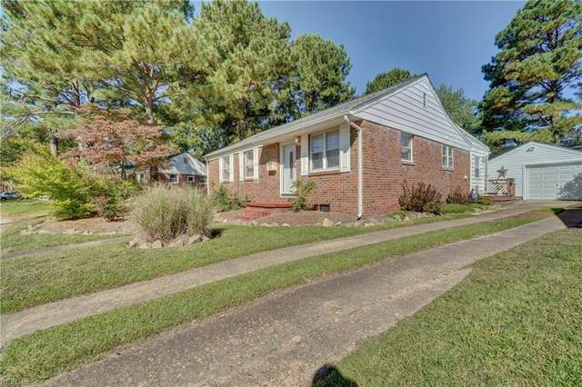542 Garren Ave, Norfolk, VA 23509 (#10345645) :: Atkinson Realty