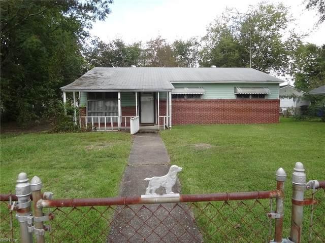 302 Logan Dr, Portsmouth, VA 23701 (#10345676) :: Austin James Realty LLC