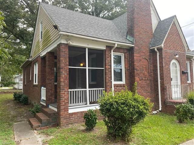 2111 Atlanta Ave, Portsmouth, VA 23704 (#10345696) :: Abbitt Realty Co.