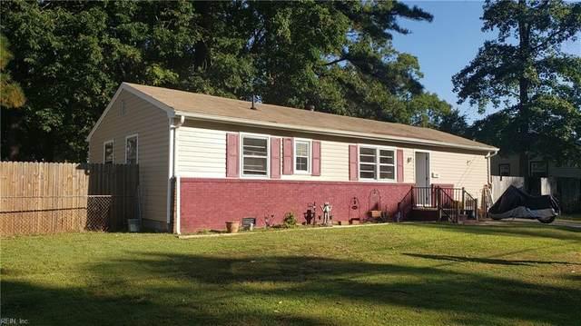303 Gregg Ct, Newport News, VA 23602 (#10345725) :: Kristie Weaver, REALTOR