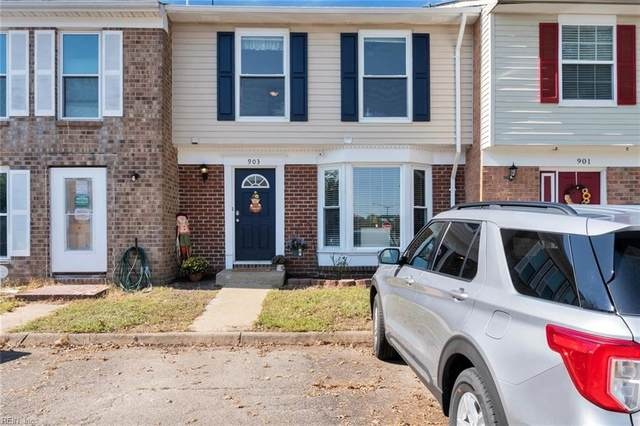 903 Smoke Tree Ln, Virginia Beach, VA 23452 (#10345727) :: Encompass Real Estate Solutions