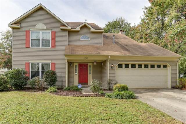 6205 Fieldcrest Ct, Suffolk, VA 23435 (#10345740) :: Kristie Weaver, REALTOR