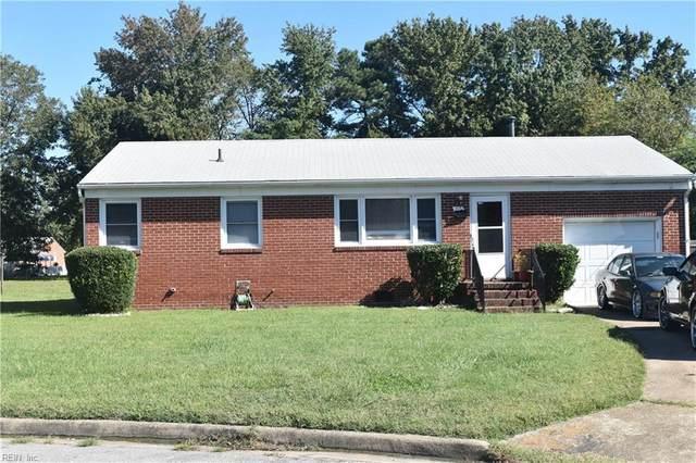 704 Bates St, Hampton, VA 23661 (#10345798) :: Abbitt Realty Co.
