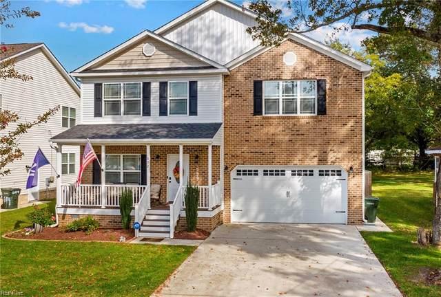 692 Greenbriar Ave, Hampton, VA 23661 (#10345802) :: Abbitt Realty Co.