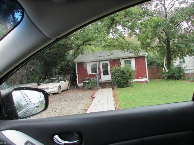 128 N Second St, Hampton, VA 23664 (#10345827) :: Atlantic Sotheby's International Realty