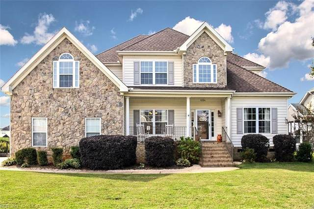 1226 Spruce Ln, Chesapeake, VA 23320 (#10345839) :: Verian Realty
