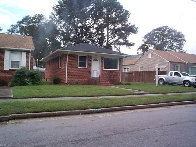 1308 Rodman Ave, Portsmouth, VA 23707 (#10345870) :: The Kris Weaver Real Estate Team