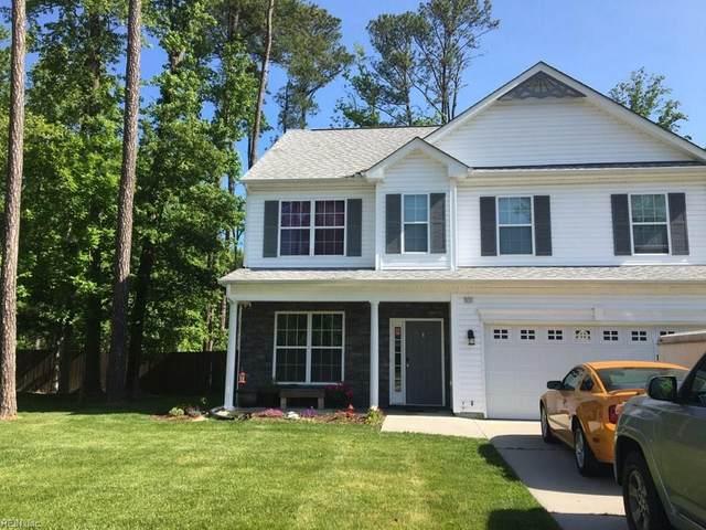 101 Dartmouth Dr, York County, VA 23693 (#10345898) :: Atlantic Sotheby's International Realty