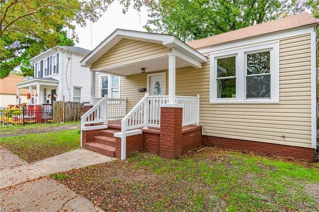 1705 Des Moines Ave, Portsmouth, VA 23704 (#10345936) :: Abbitt Realty Co.
