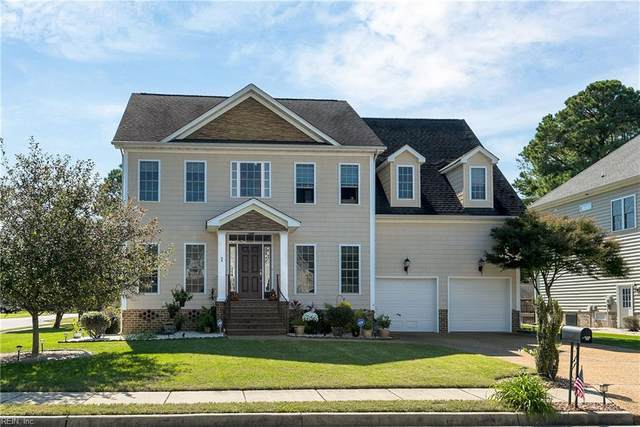 1 River Run Ct, Hampton, VA 23669 (#10345943) :: Atkinson Realty