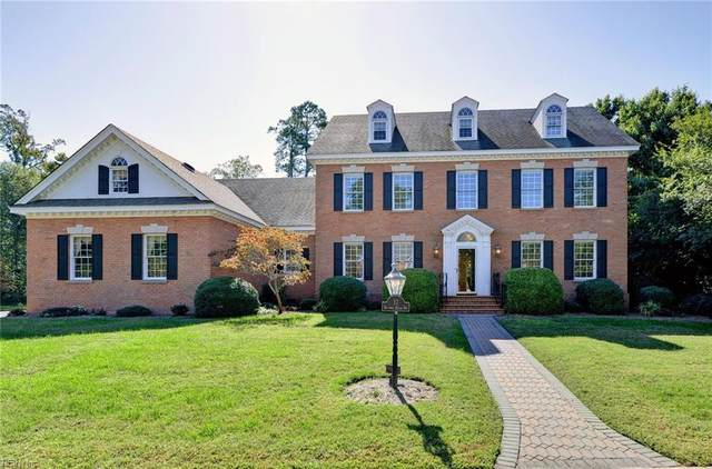 37 Beverly Hills Dr, Newport News, VA 23606 (#10345957) :: Atkinson Realty