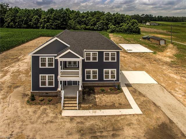 .5 Ac Messick Rd, Poquoson, VA 23662 (#10345975) :: Tom Milan Team