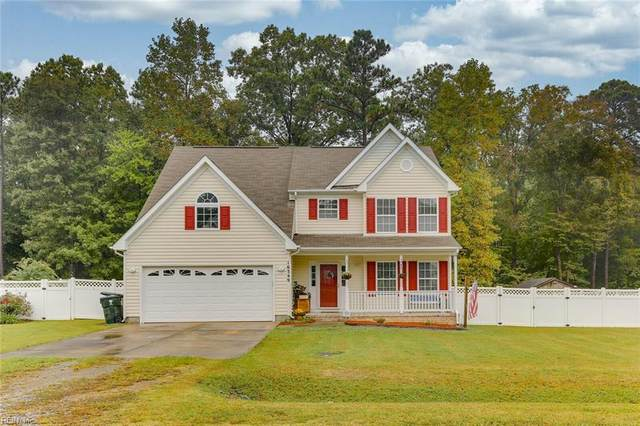 16349 Smithfield Heights Dr, Isle of Wight County, VA 23430 (#10345990) :: Austin James Realty LLC