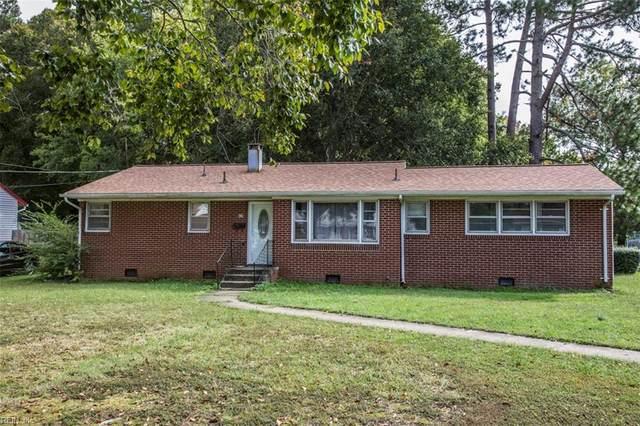 114 Campbell Ln, Newport News, VA 23602 (#10346001) :: Avalon Real Estate
