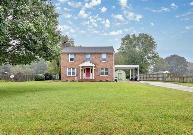 102 Cannon Dr, Isle of Wight County, VA 23314 (#10346044) :: Community Partner Group