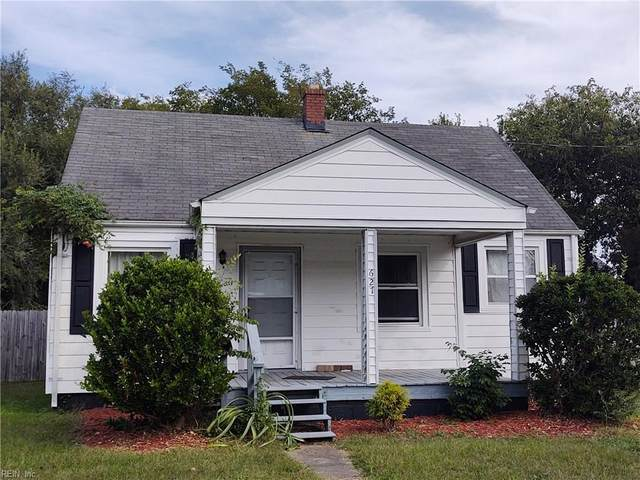 627 Surry St, Portsmouth, VA 23707 (#10346068) :: Kristie Weaver, REALTOR