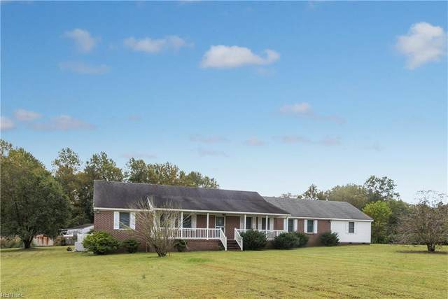 8382 Cut Thru Rd, Isle of Wight County, VA 23898 (#10346082) :: Community Partner Group