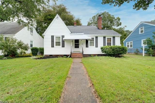 368 Brightwood Ave, Hampton, VA 23661 (#10346084) :: Kristie Weaver, REALTOR